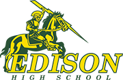 Edison High School Mascot Logo